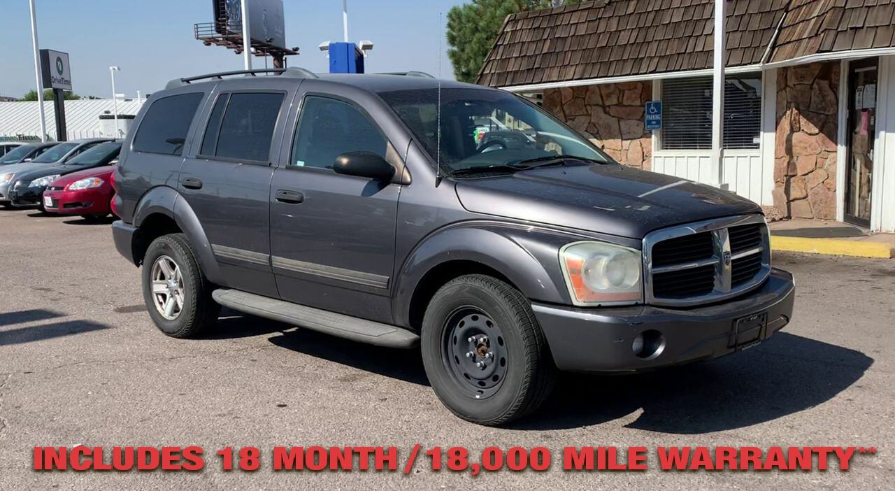 pre owned 2004 dodge durango slt sport up utility s8603 in aurora carhop carhop