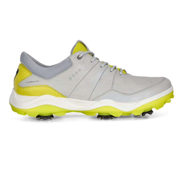Ecco Strike 2 0 Men S Golf Shoe Grey Pga Tour Superstore
