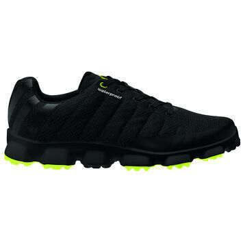 adidas Crossflex Men's Golf Shoe - Black/Slime
