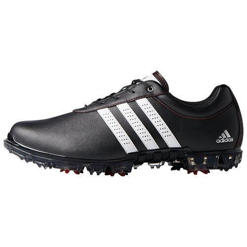 adidas Adipure Flex Men's Golf Shoe - Black/White
