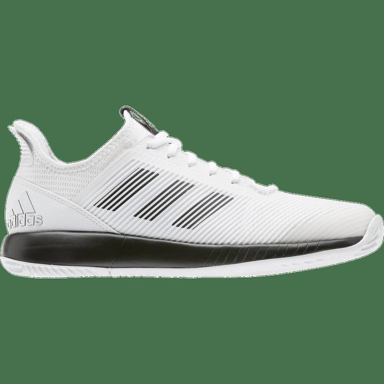 ropa proposición prototipo  Adidas Adizero Defiant Bounce 2 Women's Tennis Shoes - White/Black | PGA  TOUR Superstore