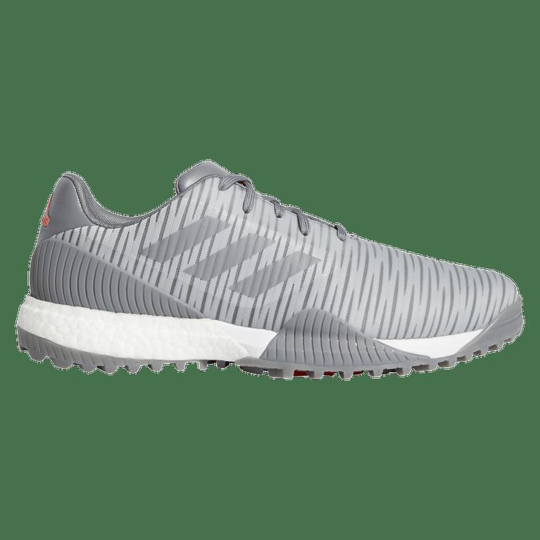 Adidas Codechaos Sport Men S Golf Shoe Grey Red Pga Tour Superstore