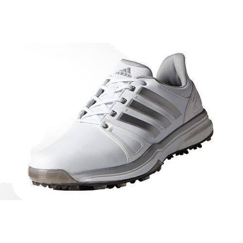 adidas Adipower Boost 2 Men's Golf Shoe - White/Silver