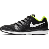 Nike Air Zoom Prestige Men's Tennis Shoes - Black/Yellow