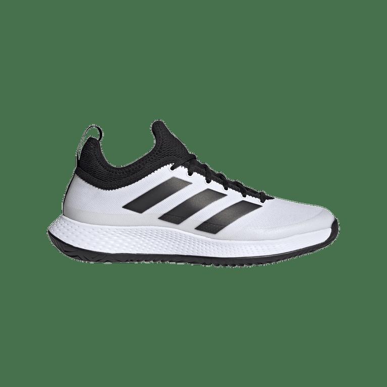 financiero Congelar Gran Barrera de Coral  Adidas Defiant Generation Multicourt Men's Tennis Shoe - White/Black   PGA  TOUR Superstore