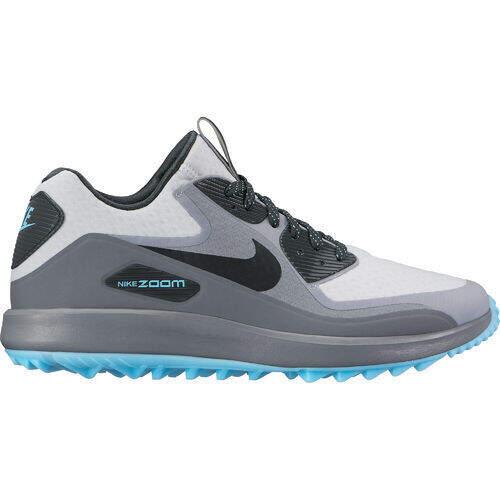 Nike Air Zoom 90 IT Men's Golf Shoe - Grey/Silver