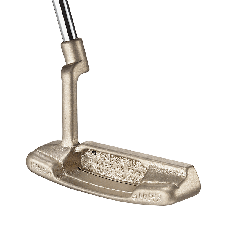 Anser putter ping history 4 History of