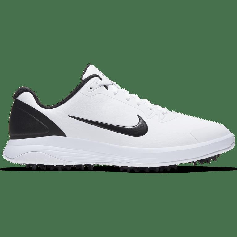 Infinity G Men's Golf Shoe - White/Black