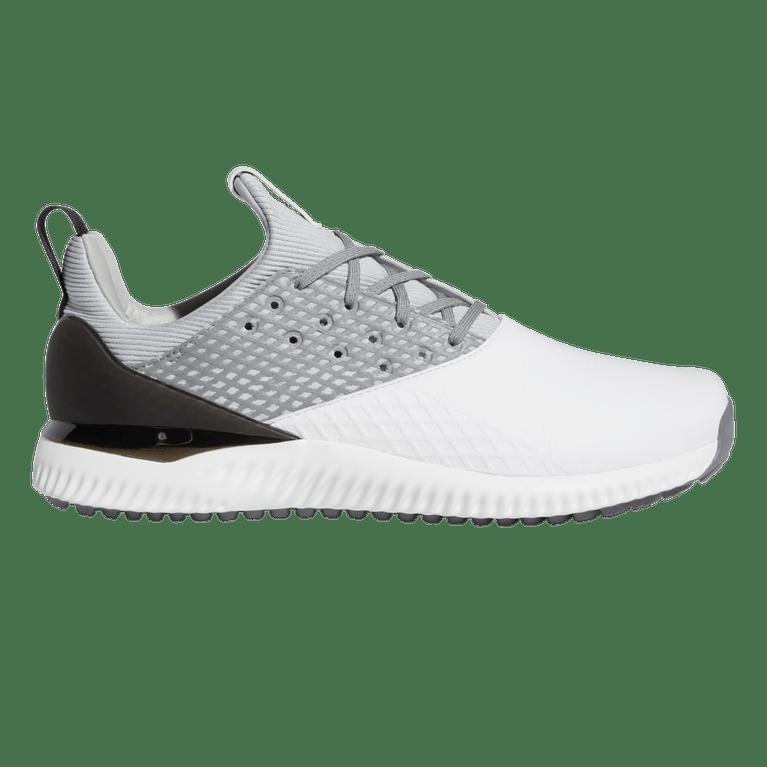 Adicross Bounce 2 Men's Golf Shoe - White/Silver