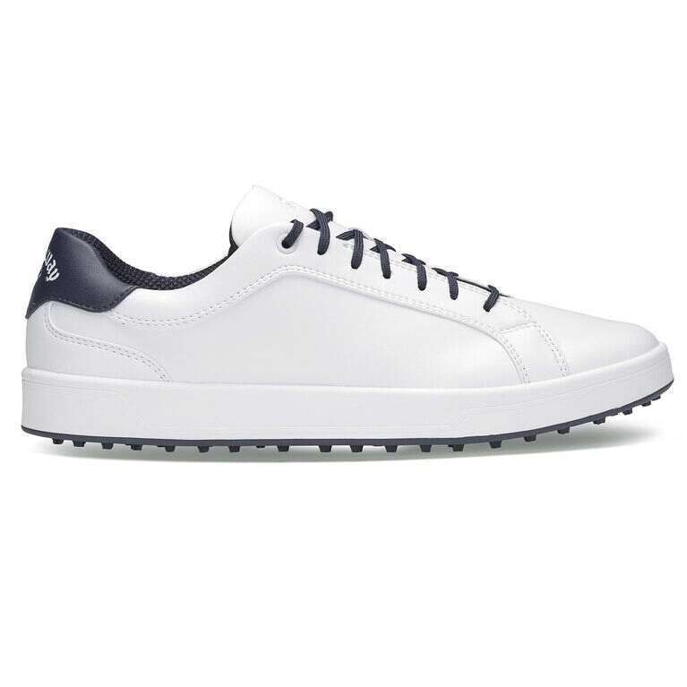 Callaway Del Mar Men S Golf Shoe White Navy Pga Tour Superstore