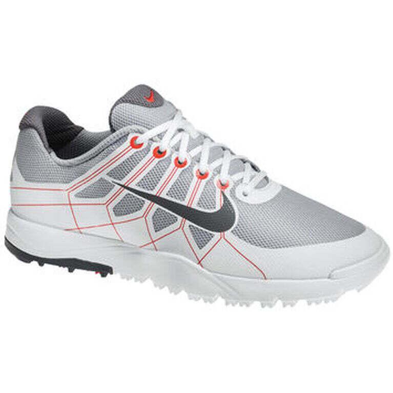 mud oil intelligence  Nike Air Range Jr Golf Shoe - White/Grey | PGA TOUR Superstore