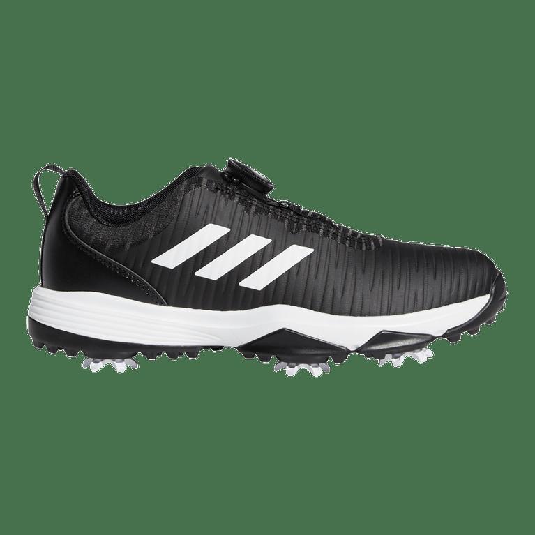CODECHAOS BOA Junior Golf Shoe - Black/White