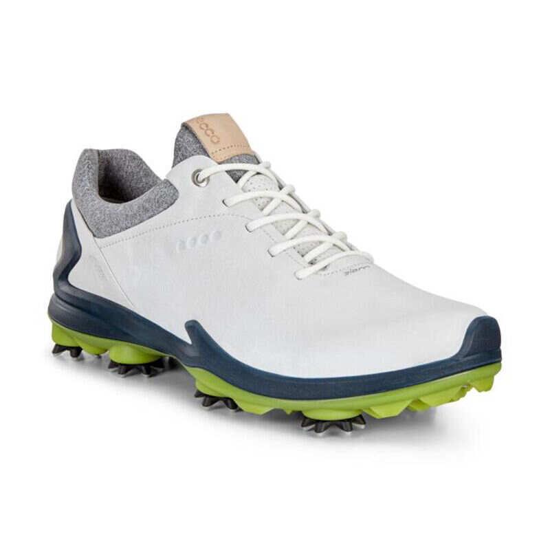 ECCO BIOM G 3 Men's Golf Shoe - White