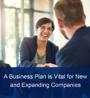 A Business Plan is vital
