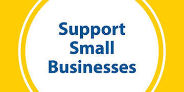 support small businesses may round up