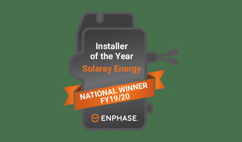 Enphase Australian Installer of the Year Awards