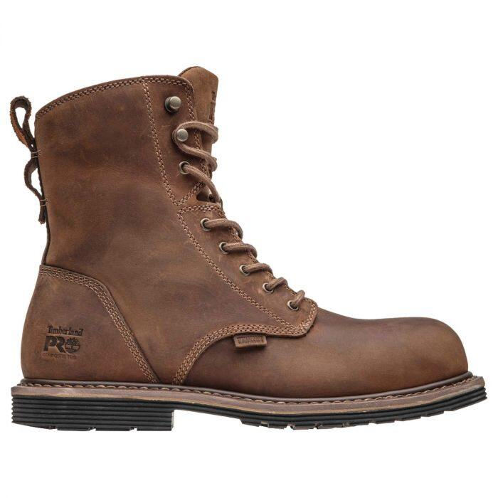 Millworks Composite Safety Toe Work Boot