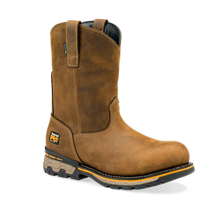 AG Boss Alloy Toe Pull-on Work Boots