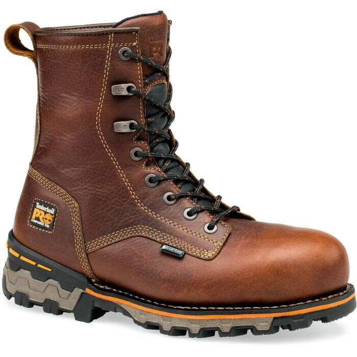 Comp Safety Toe Waterproof Work Boots