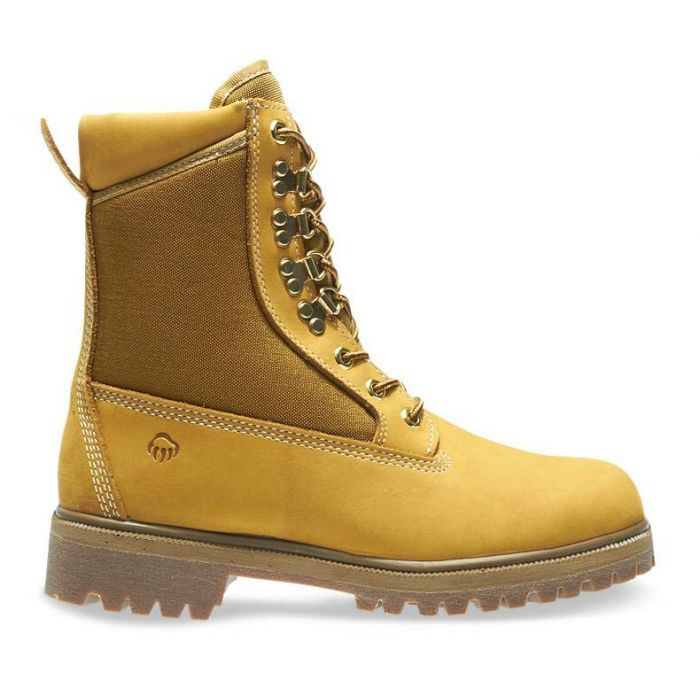 Gold Waterproof Insulated Work Boot