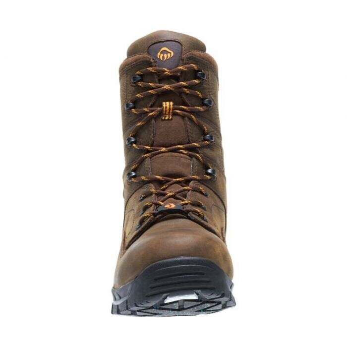 WOLVERINE Mens Logger CarbonMax 8 Boot Construction