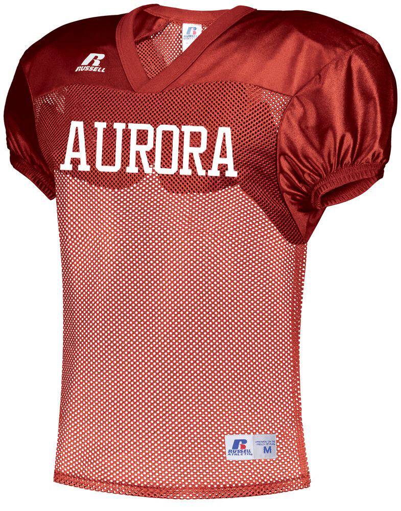 Russell Practice Football Jersey
