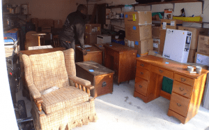 Decluttering for your Boston Move: Furniture Donation Pickup in Boston