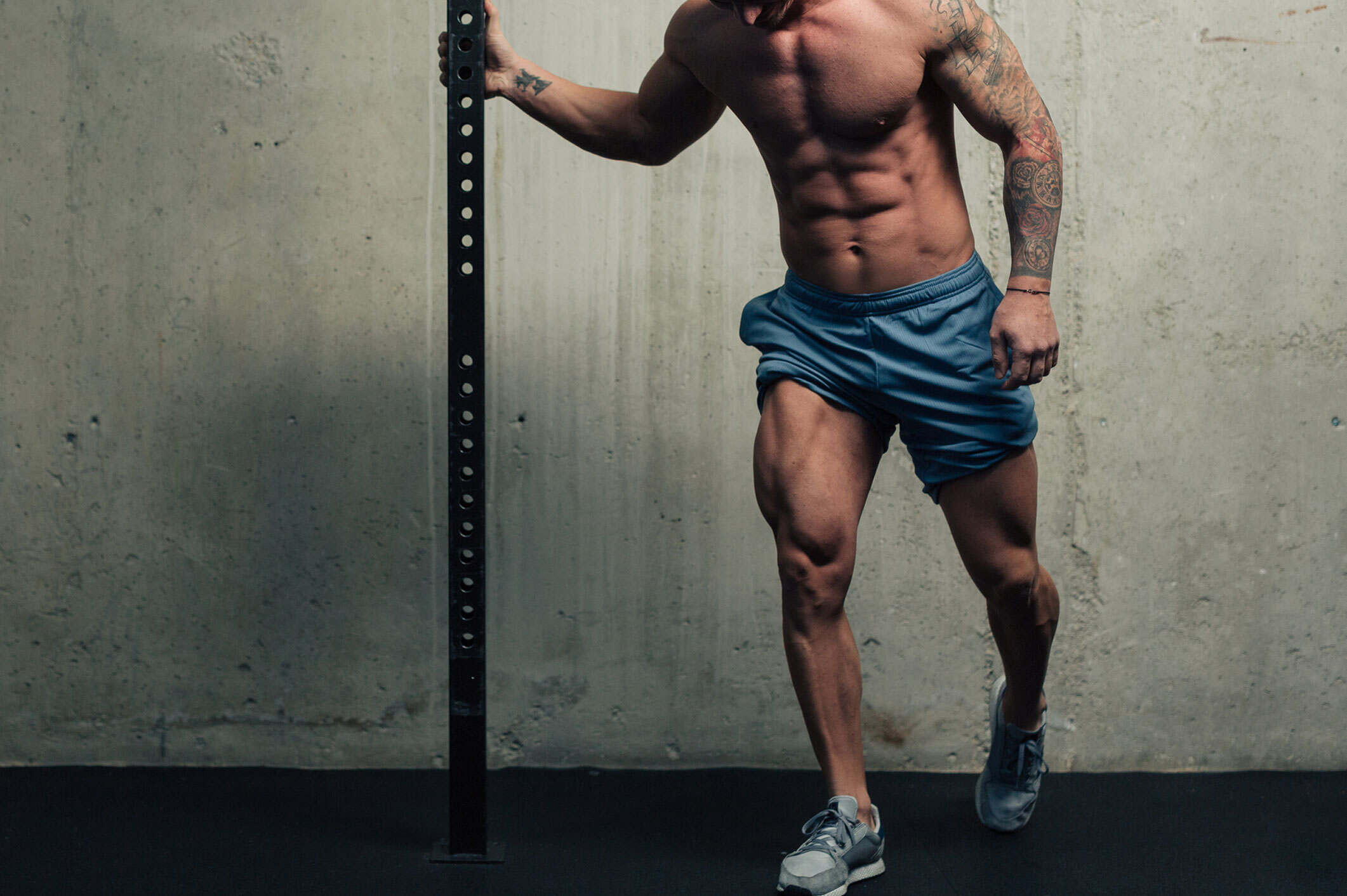 Take this Pump Quiz on Your Leg Day Workout.