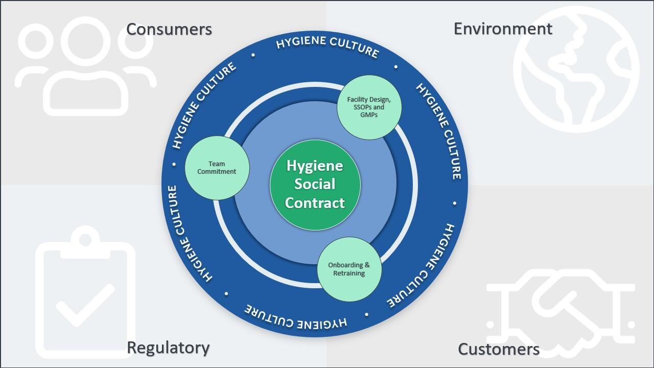 Hygiene culture graphic