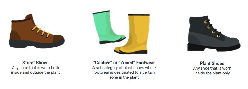 FootwearTypes