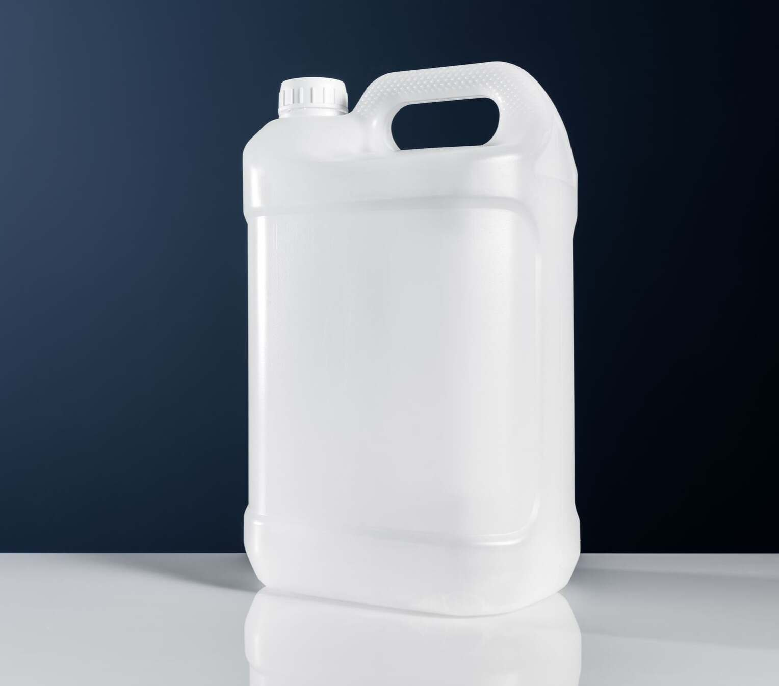 Bottle of industial hand soap