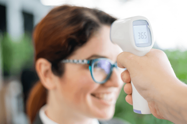 What is a Temperature Scanner