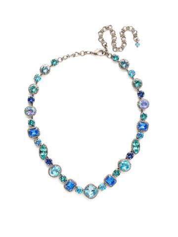 Blue Crystal Jewelry