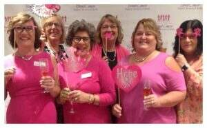 Breast Cancer Awareness Event in Kutztown Store