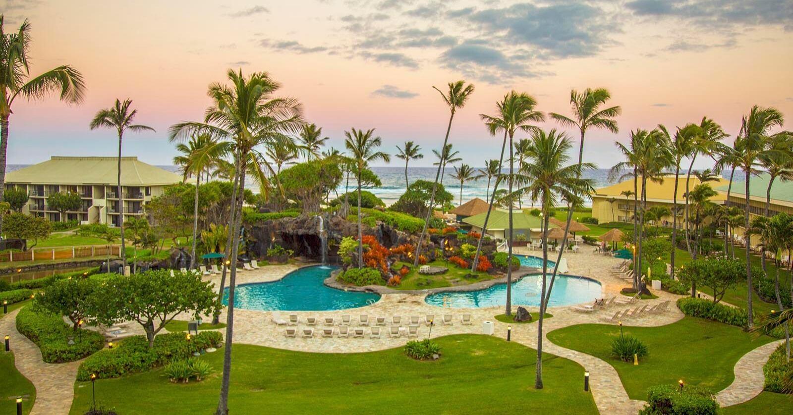 Kauai Beach Resort - Kauai, Hawaii