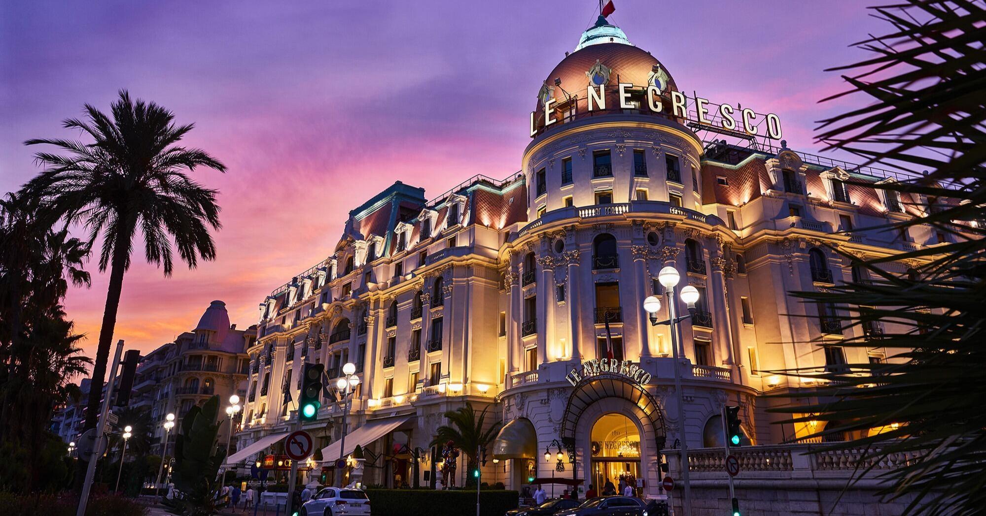 Hotel Negresco - Nice, France