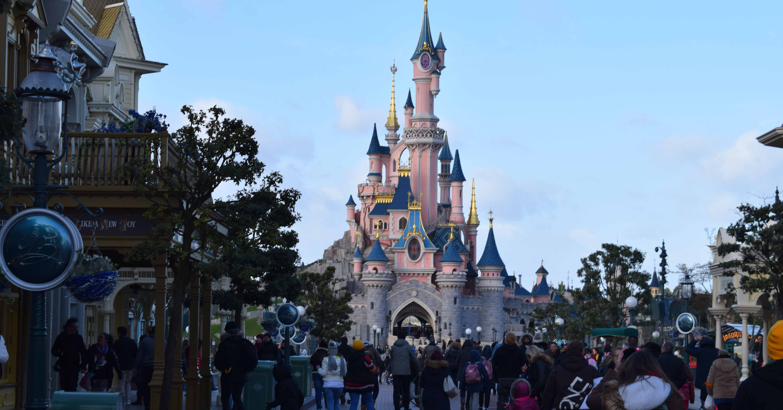 Disneyland Paris - Paris, France