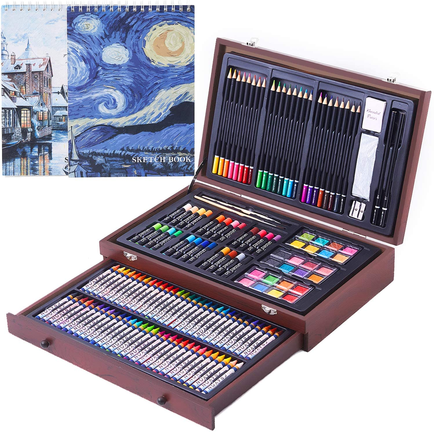 Pencil art box