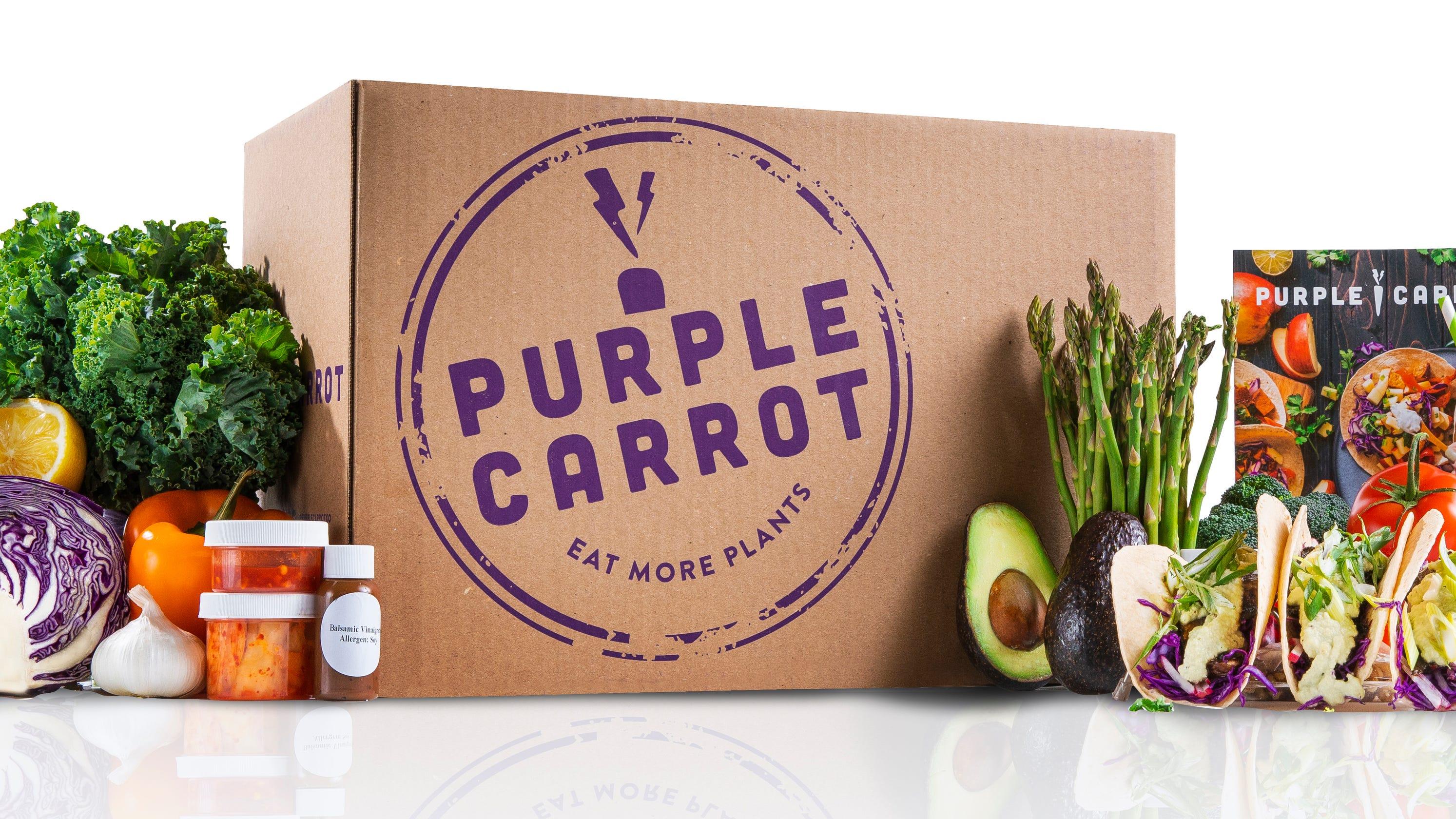 Purple Carrot Meal Plans