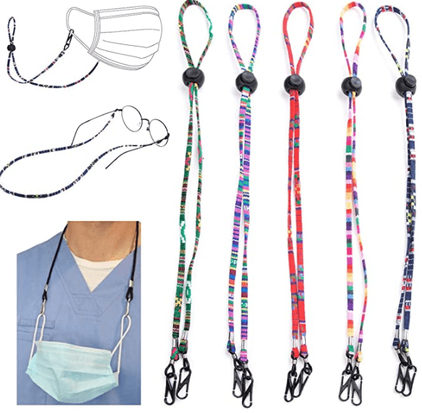 Kids Mask Lanyard multifunctional