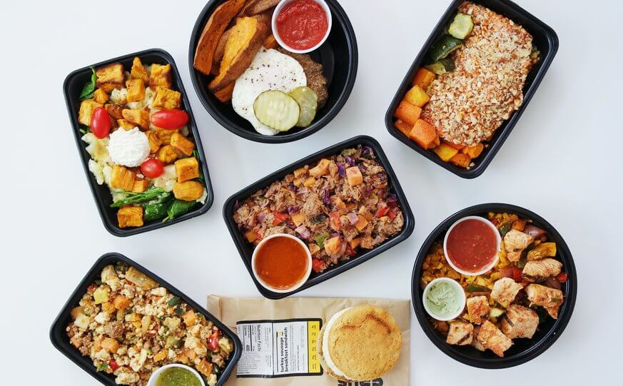 Snap Kitchen Meal Prep Service