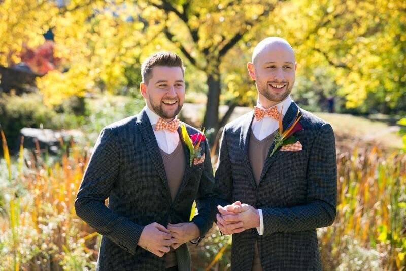 StefanStuart-wedding in central park gay friendly