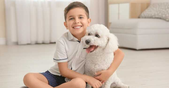 family homes with pets