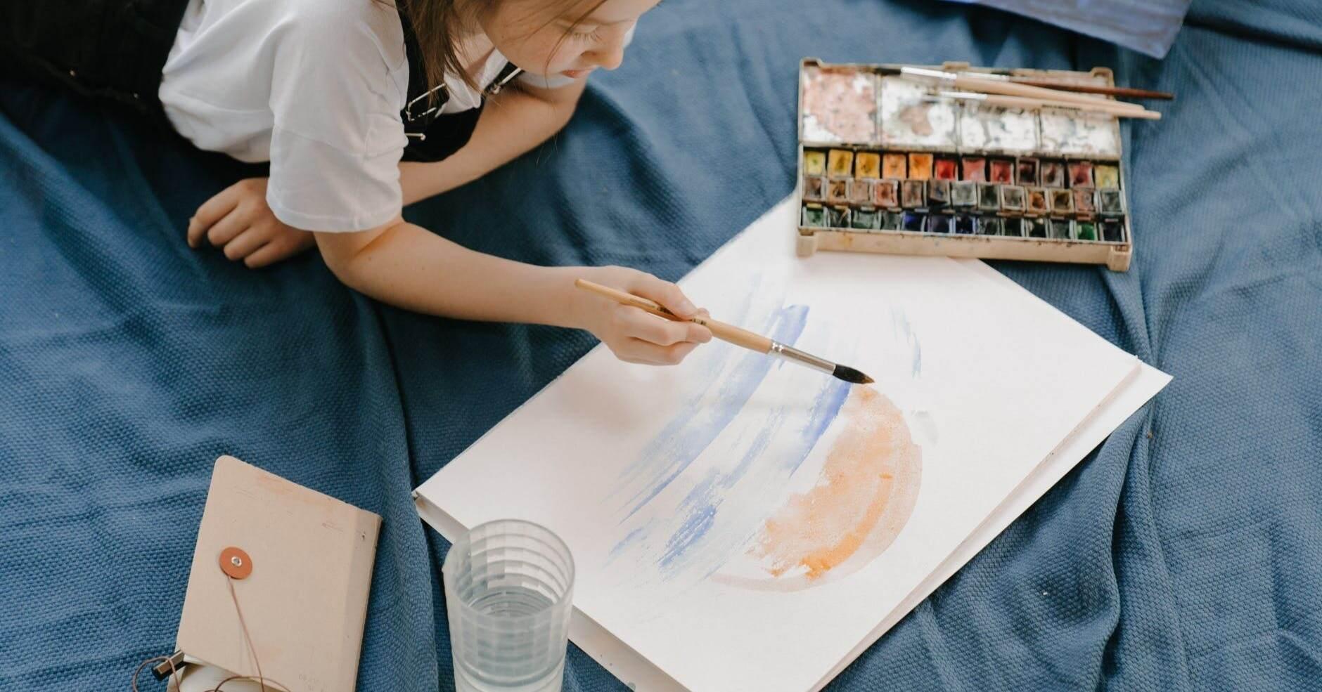 kids artwork saves you some bucks