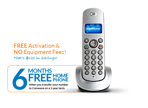 Basic Home Phone Plans Unlimited Local Calls Comwave Canada