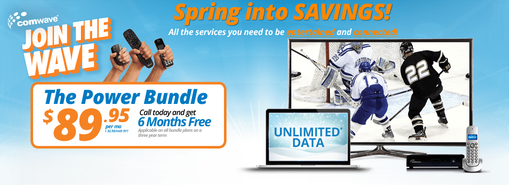 Home Internet Tv And Phone Service Comwave Canada