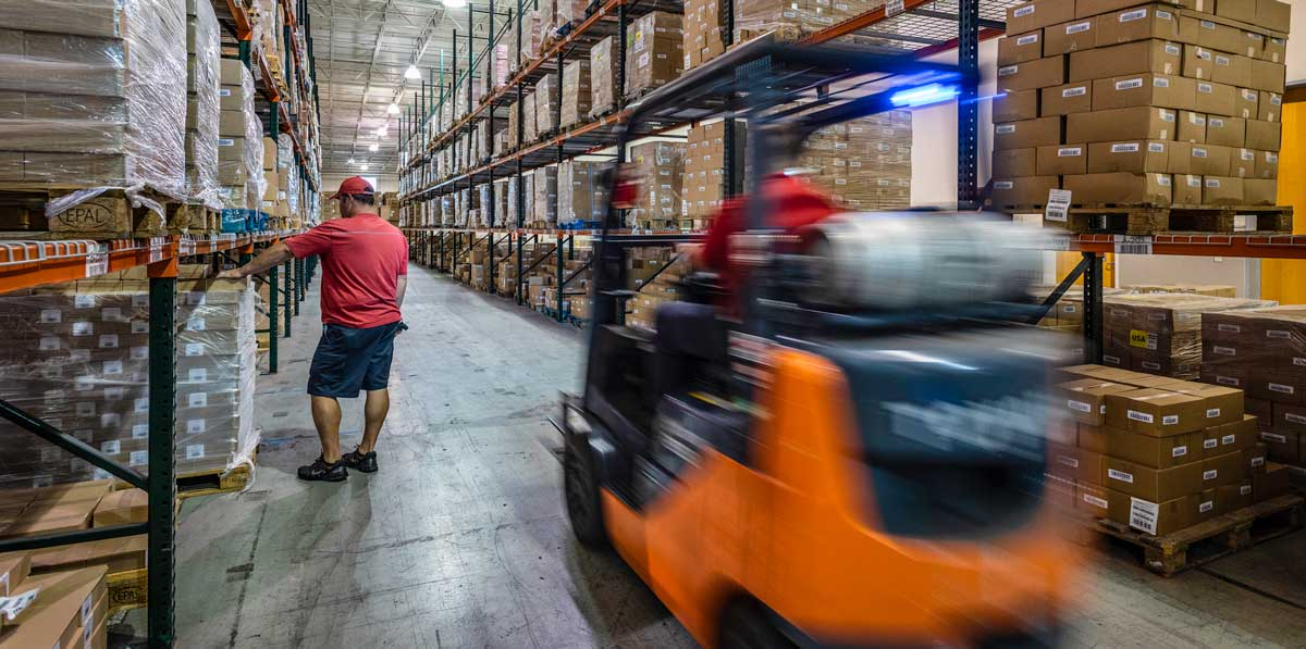 Preparing ahead for supply chain disruptions