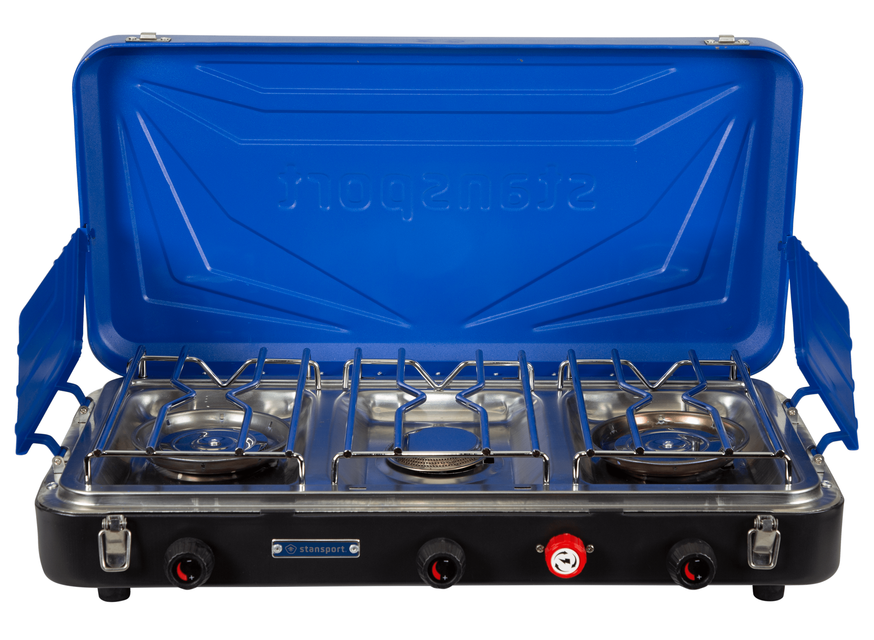 3 Burner Propane Stove Stansport