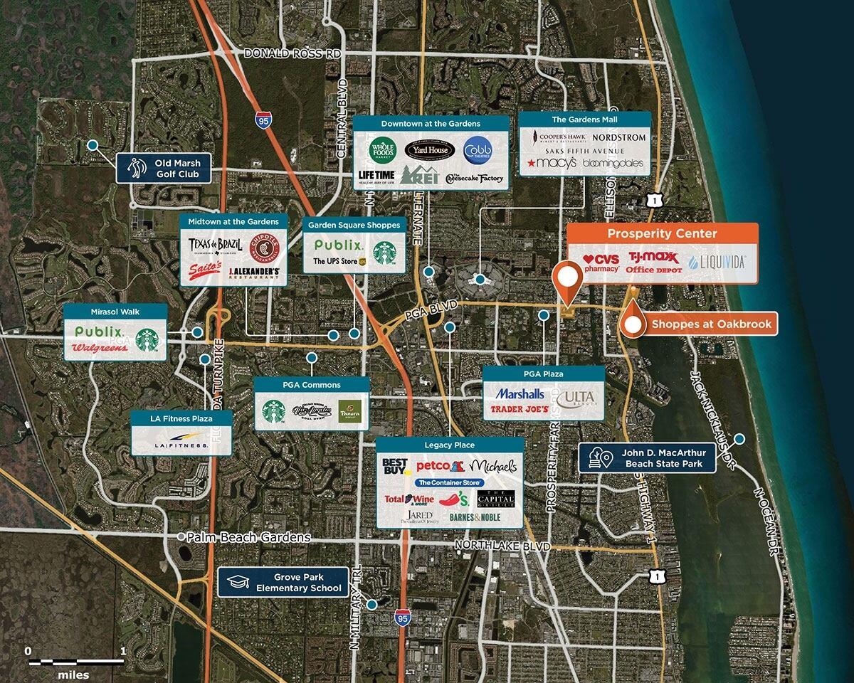 Prosperity Centre Palm Beach Gardens Fl 33410 Retail