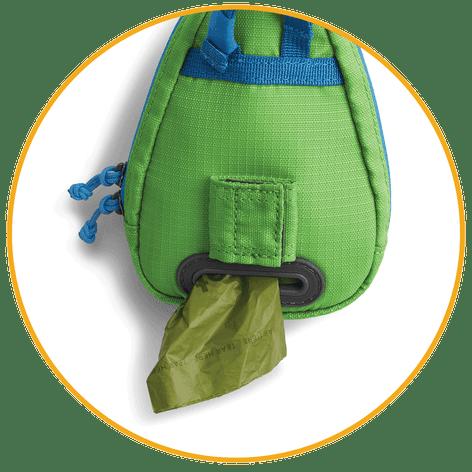 PICK-UP BAG DISPENSER